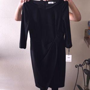 Black classy dress for work or dinner
